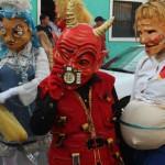 Carnaval de La Legua. Diciembre de 2012. Fotografía: Renato Dennis.