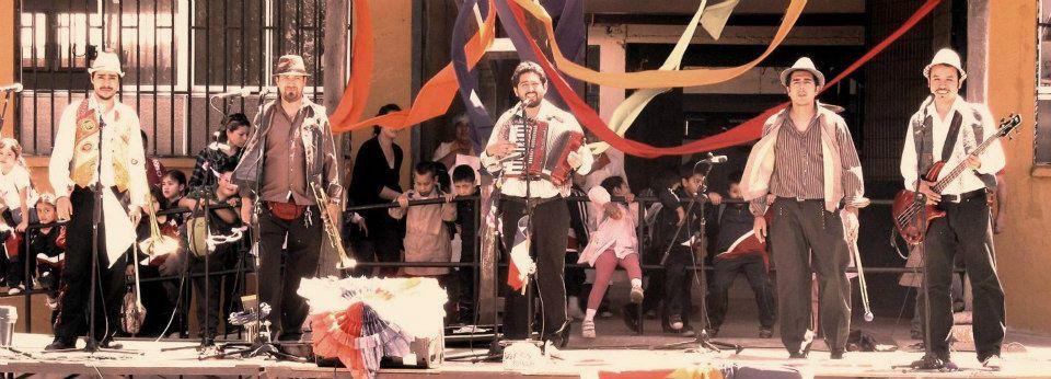 Presentación de Chita la Payasá. Archivo: Calla Carnaval. http://www.youtube.com/watch?v=OdITLA1yeYU