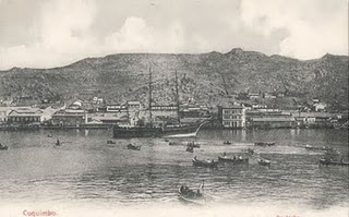 Bahía de Coquimbo. Archivo: Alex Villanueva