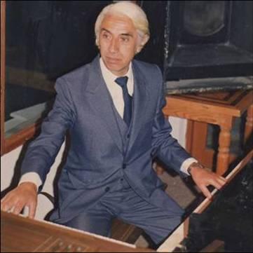 Hernán Gallardo Pavez. Foto: Archivo personal Hernán Gallardo Pavez