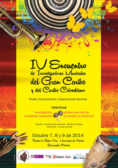 2014_afiche_iv_encuentro_investigadores_musicales