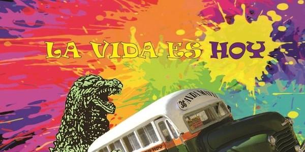 The Cumbieros CD cover